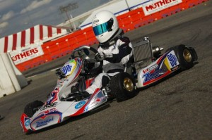 Jordan Redlin is set to compete at multiple different series throughout the 2013 season(Photo: On Track Promotions - OTP.ca)