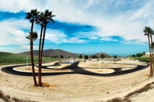 The So-Cal Sprinters race at the historic Adams Motorsports Park(Photo: Sean Buur - Go Racing Magazine)