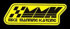 Mike Manning Karting MMK logo