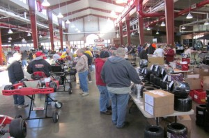 The Winter Kart Show will see over 100 vendors inside the 40,000 square foot building in Springfield, IL(Photo: winterkartshow.com)