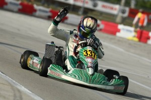 Daniel Formal claims three victories and an additional podium in Homestead (Photo: AdvancedKarting.com)