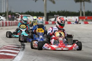 Ben Cooper returned to the top in DD2 on Sunday (Photo: Ken Johnson - Florida Winter Tour)