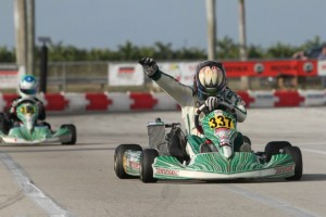 2012 US Grand Nationals champ Daniel Formal took his first Senior Max victory of the year (Photo: Ken Johnson - Florida Winter Tour)