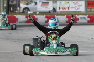 Senior rookie Oliver Askew earned his first on Sunday (Photo: Ken Johnson - Florida Winter Tour)