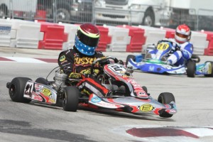 Jim Russell Jr. made his 2013 debut with victory in TaG Masters (Photo: Ken Johnson - Florida Winter Tour)