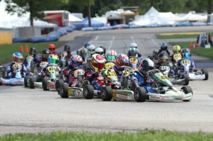 The Mini Max and Micro Max (pictured) categories will compete in the 2013 Rotax Grand Finals at NOLA (Photo: Ken Johnson - Studio52.us)
