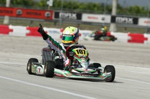 Anthony Gangi Jr. has earned seven victories in eight races to date during the 2013 Florida Winter Tour (Photo: GangiJr.com)