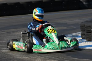 Tyler Brooks was strong all weekend, sweeping the event in Masters Max (Photo: Sean Buur - Go Racing Magazine)