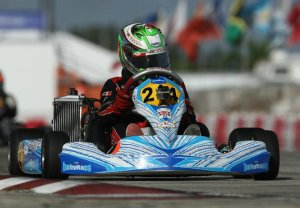 Mazzaferro looks to bring new experiences to rookie season of ECKC Rotax Junior Max action (Photo: Secrets of Speed Publications)