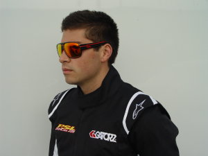 Matt Ostiguy wearing the GATORZ - Ely2 sunglasses (Photo: GATORZ.com)