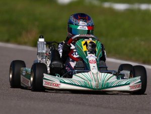 Matthew Latifi looks to be a factor from the opening weekend of ECKC racing action (Photo: Secrets of Speed Publications)