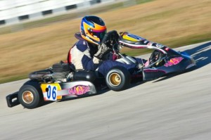Two-time 2013 WKA Man Cup Junior winner Austin McCusker (Photo: NCRM)