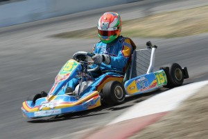 Connor Wagner extended his S2 championship lead with victory two of the year (Photo: dromophotos.com)