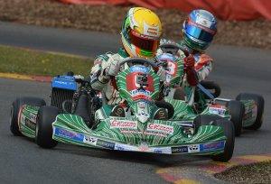 Ben Hingeley (Photo: Chris Walker - kartpix.net)