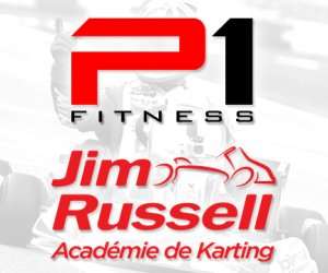 Postition 1 Fitness Jim Russell logo