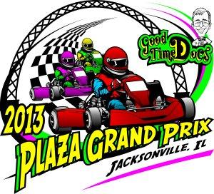 PLAZA GRAND PRIX logo