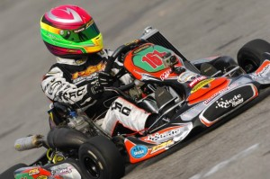 Two-time S1 champion Fritz Leesmann will defend last year's title (Photo: On Track Promotions - otp.ca)