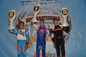 The top three in TaG Junior from 2012 return this season for another round of battles (Photo: On Track Promotions - otp.ca)