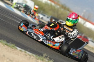 Defending champ Fritz Leesmann struck back to sweep the day in S1 (Photo: On Track Promotions - otp.ca)