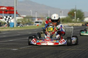 Jordon Musser completed a dominating weekend in S4 with a second victory (Photo: On Track Promotions - otp.ca)