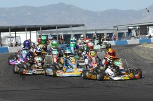 Jarred Campbell led the S5 field to the checkered flag for his first Pro Tour victory (Photo: On Track Promotions - otp.ca)