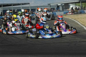 Scott Falcone swept the opening day in TaG Master (Photo: On Track Promotions - otp.ca)