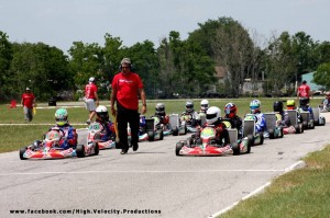 The Texas ProKart Challenge travels to Gulf Coast Kartway on May 31-June 2 (Photo: High Velocity Productions)