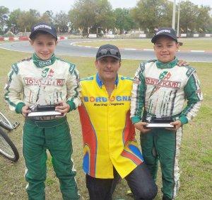 Bordogna Racing Engines powered Antonio Serravalle and Mathias Ramirez at the Florida Winter Tour  (Bordogna Racing Engines)