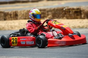 Jeremy Drew (Photo: Sean Buur - Go Racing Magazine)