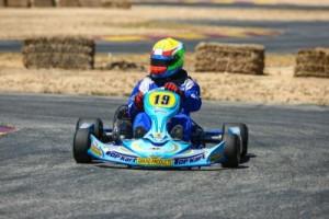 Steven Barros (Photo: Sean Buur - Go Racing Magazine)