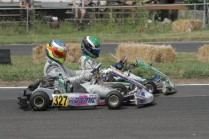 Joey Wimsett swept Saturday and passed the entire Rotax Senior field Sunday for the victory (Photo: Ken Johnson - Studio52.us)
