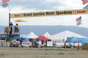 The Grand Junction Motor Speedway will host the 2013 SKUSA Pro Tour SummerNationals (Photo: On Track Promotions - otp.ca)