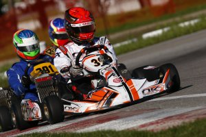Kashak and the rest of the team are set for the ECKC opener this weekend (Photo: Goodwood Kartways-IPK North America)