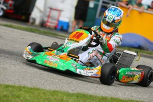 Kyle Kalish (Photo: WKA)
