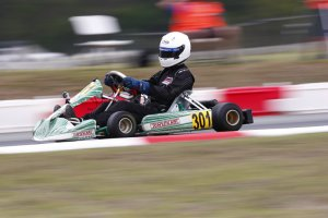Roger Ralston Jr scores a pair of podium results at the GoPro Summer Shootout (Photo courtesy: Roger Ralston Jr.)