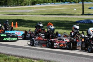 Three-race winner at South Bend Gold Cup no.95 Nick Fauci (Photo: MotoOption)