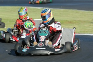 Chris Jennings added his third victory of the season in S4 Master Stock Moto (Photo: dreamscaptured.net)
