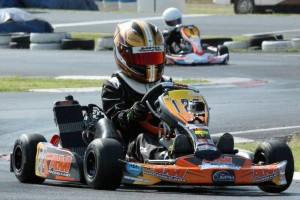 Max Hewitt was victorious in TaG Cadet and Mini Max (Photo: dreamscaptured.net)