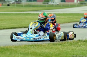 Emerson Reed is entering Dousman on two straight wins in New Castle (Photo: DavidLeePhoto.com)